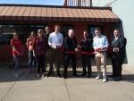 Pierre Chamber Holds Delayed Ribbon Cutting For Dakota News Now Pierre Bureau