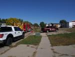 Fire Causes Minor Damage To Residence On Bushfield Drive Monday