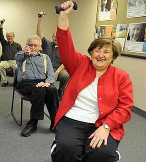 Enrollments Open For Pierre's Seasoned Citizens Program