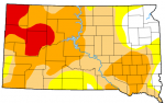 Drought Conditions Continue Slow Improvement Across South Dakota