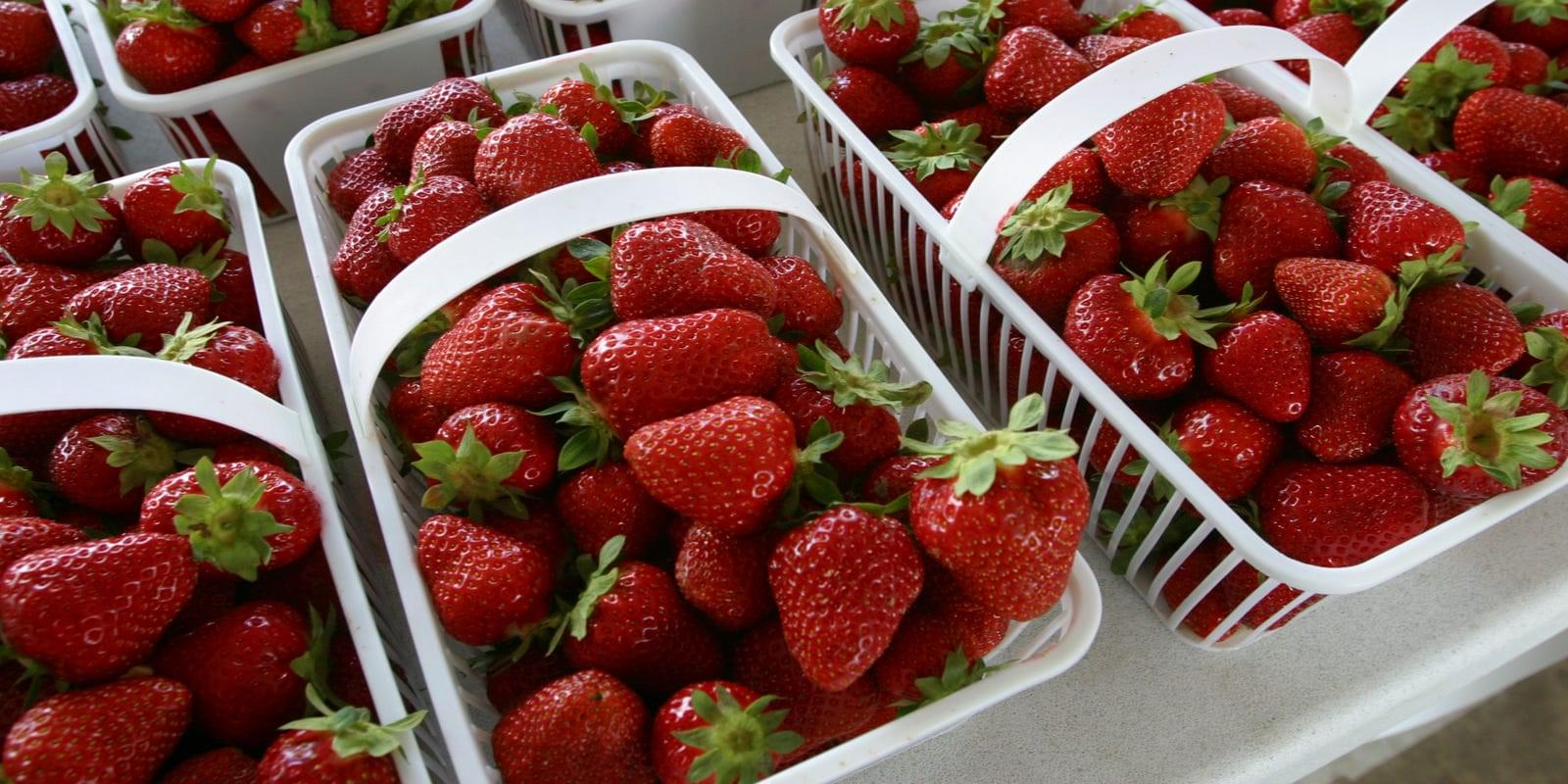 Strawberries top Dirty Dozen 2021: View the list of foods with the most and least pesticides