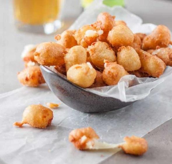 Lagunitas Fried Cheese Curds