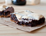 Chocolate Stout S'Mores Bars
