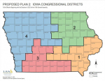 Plan 2 for Legislative and Congressional Districts Revealed