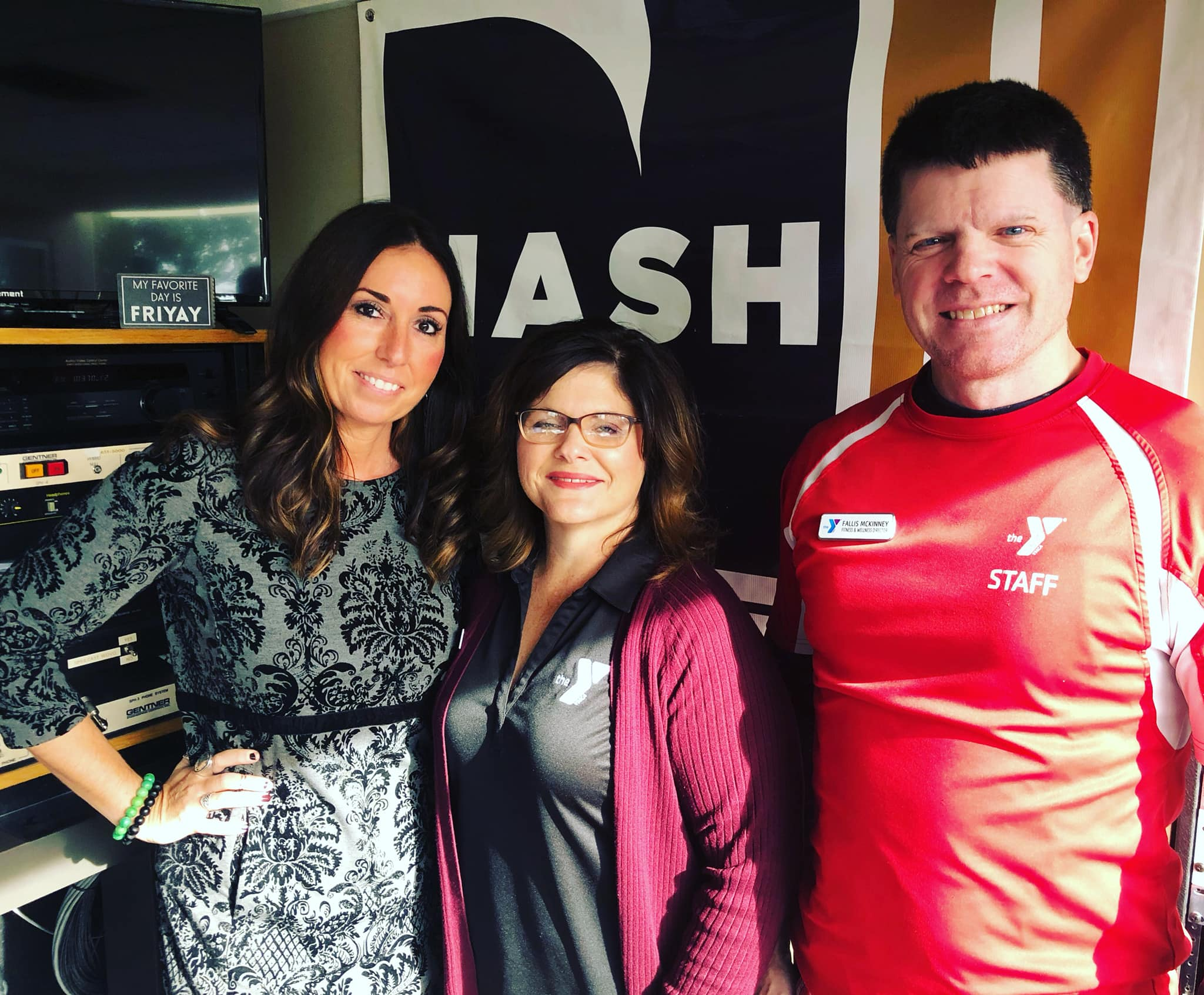 INTERVIEW: Fallis and Nikki talk about events at YMCA