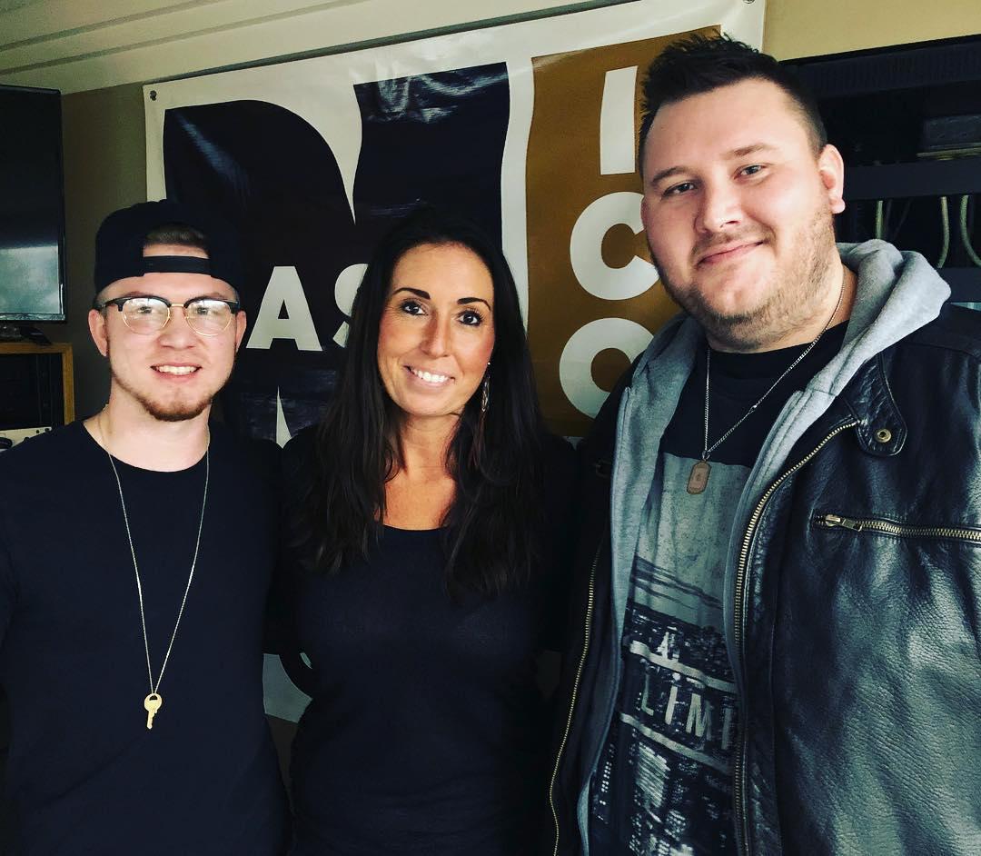 LIVE: Gabe Walsh, Landon Magee perform in studio