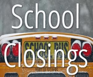 More Schools Close for Wednesday