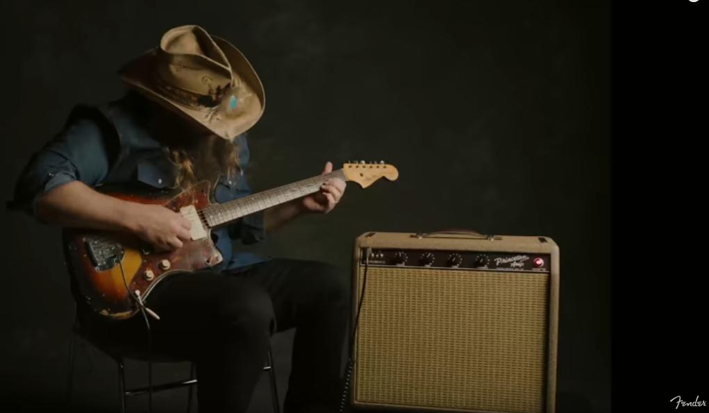 VIDEO: Chris Stapleton talks about his signature Fender amp