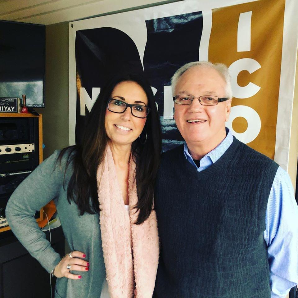 Ernie Myers talks to Kellie McKay about Chamber events