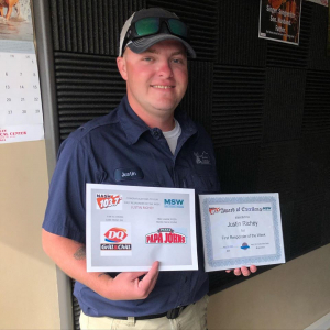 Justin Richey is our newest First Responder of the Week