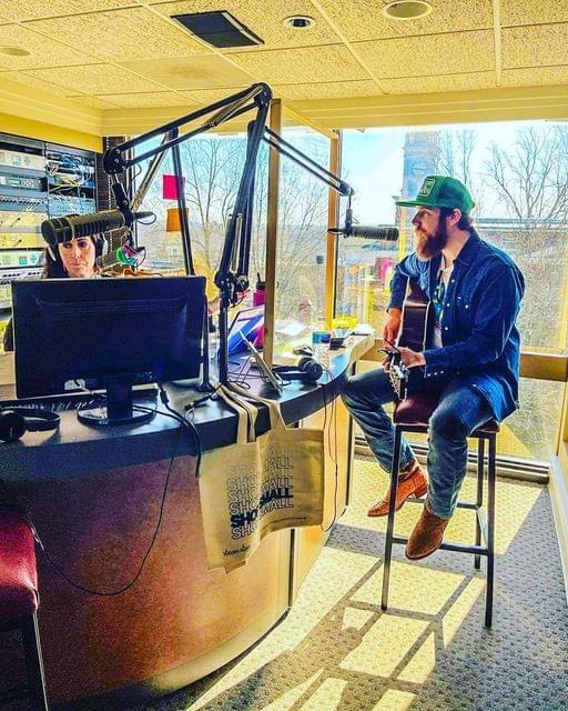 LIVE: Addison Johnson performs in studio