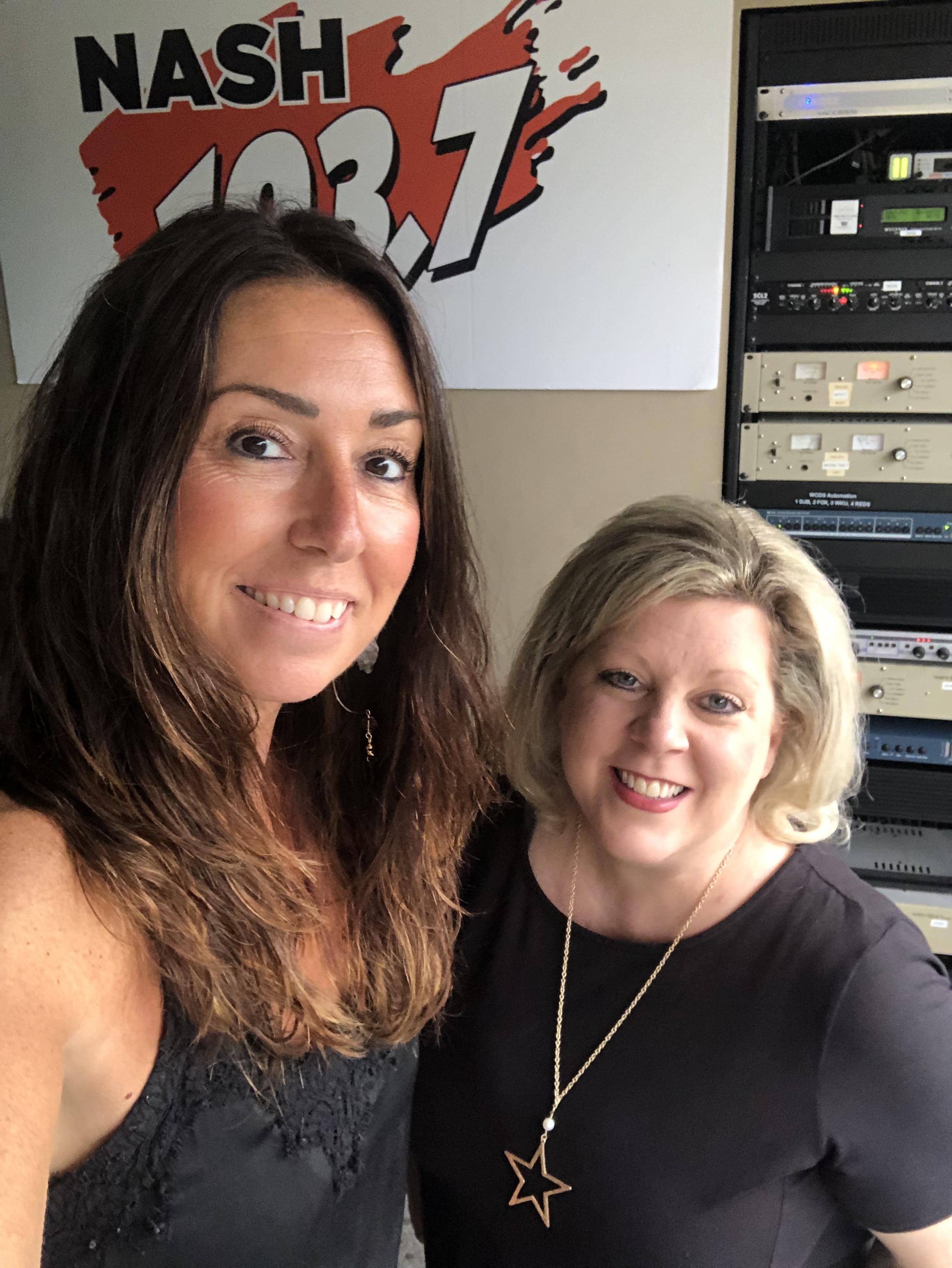 Kellie talks with Amy about Hart County Fair