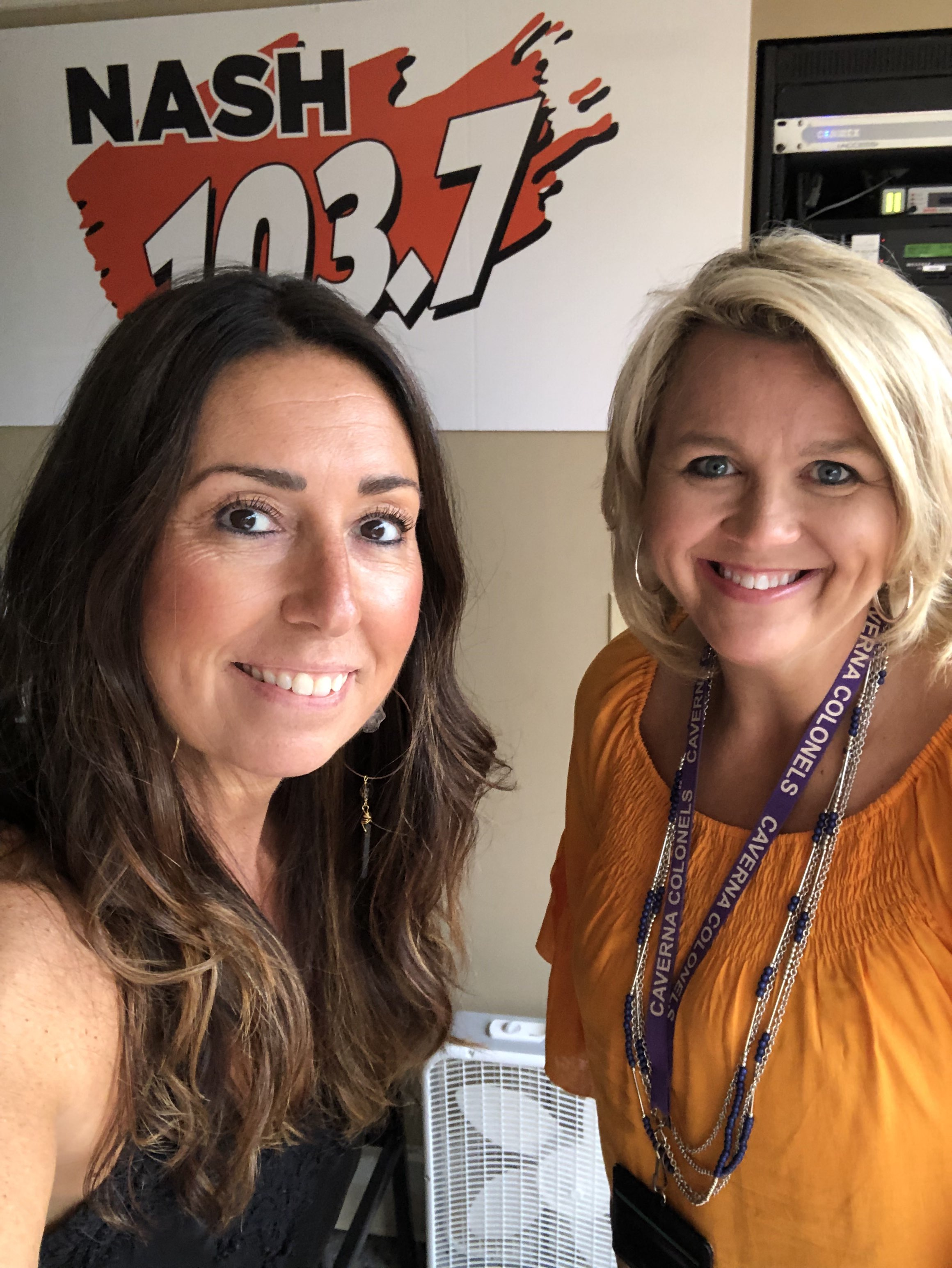 Amanda talks about Cave City's Christmas in July carnival
