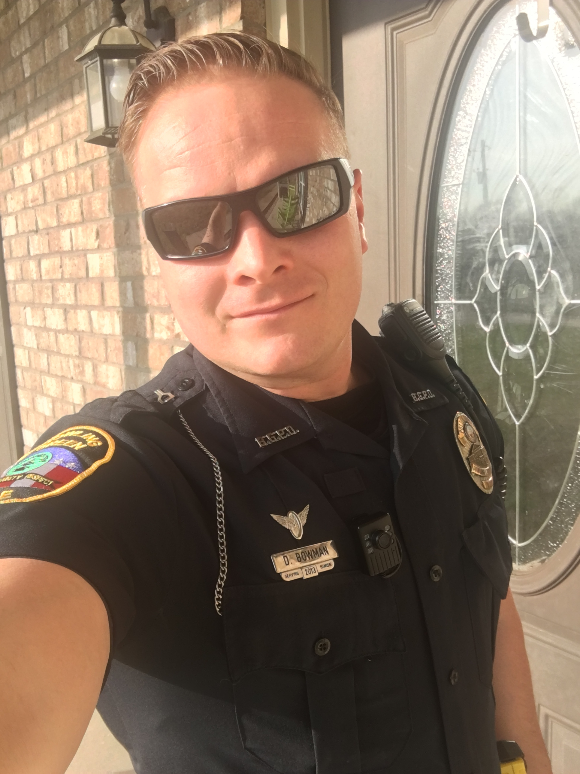Dustin Bowman – First Responder of the Week