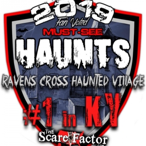 Debbie talks to Patty about Raven's Cross Haunted Village