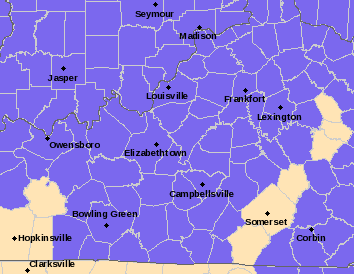 BREAKING NEWS: Winter weather advisory issued for tonight