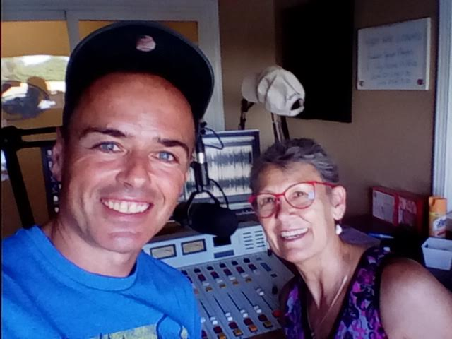 INTERVIEW: Kathy with Fountain Square Players joins WOVO Wake up Show