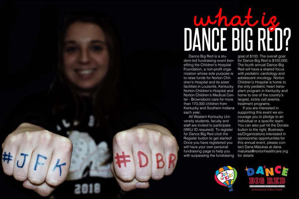 INTERVIEW: Dance Big Red for Norton Children's Hospital