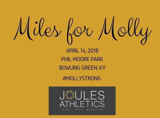 INTERVIEW: Learn about the upcoming Miles for Molly event