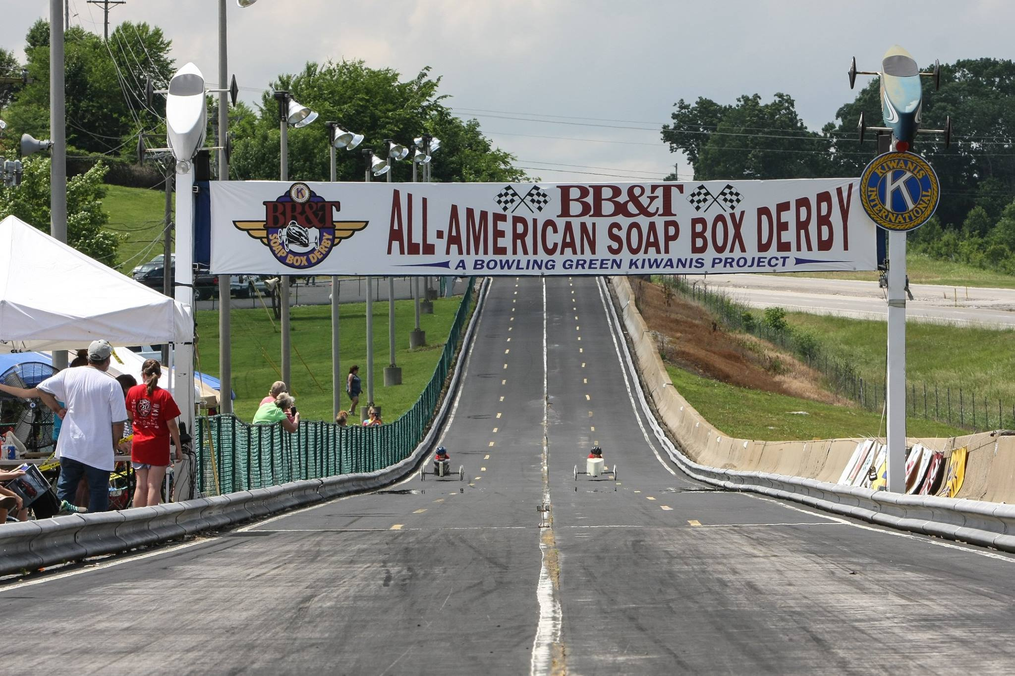 INTERVIEW: April talks about All-American Soap Box Derby