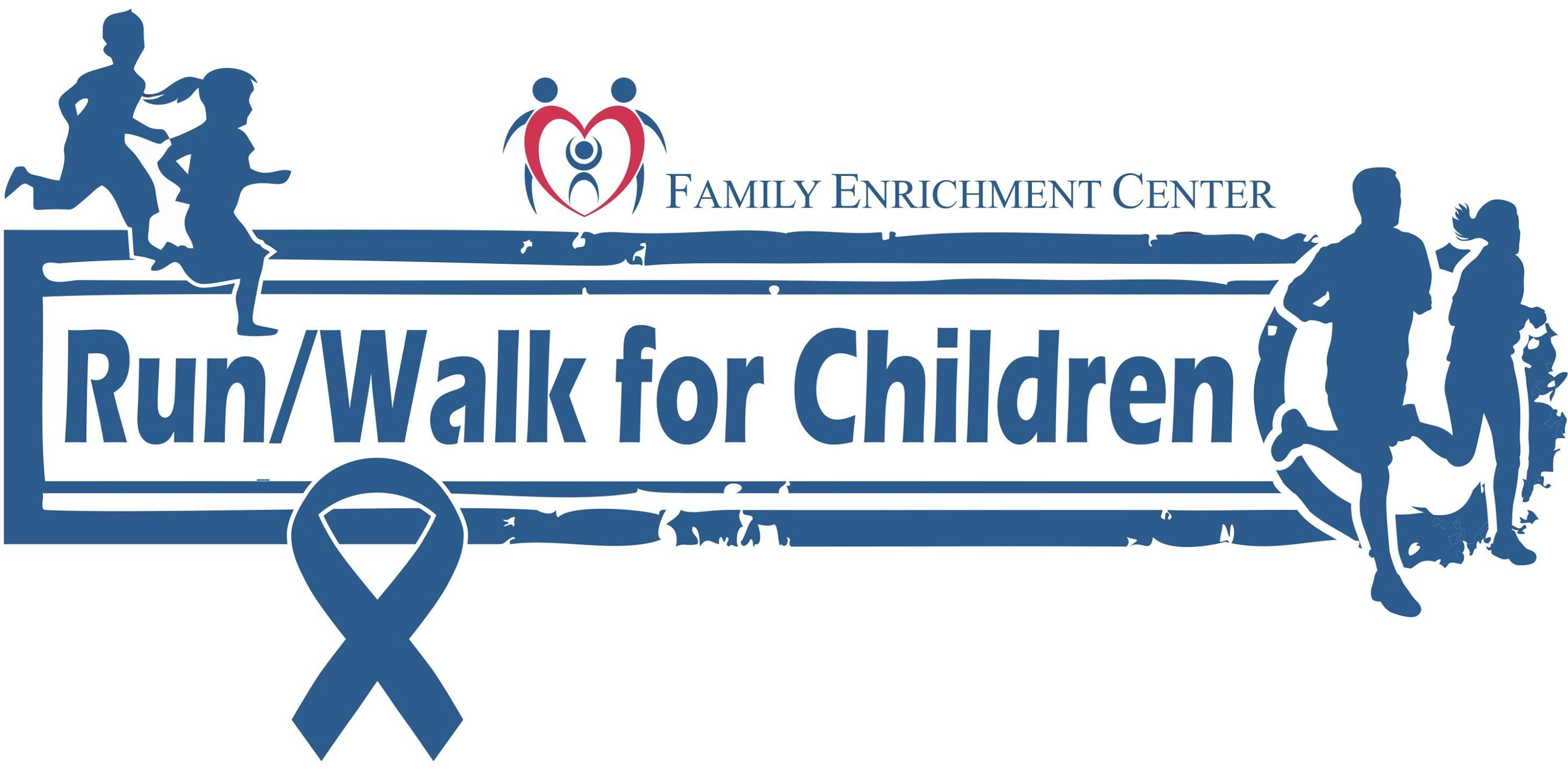 The FEC Run/Walk for Children is next month, but you can sign up now