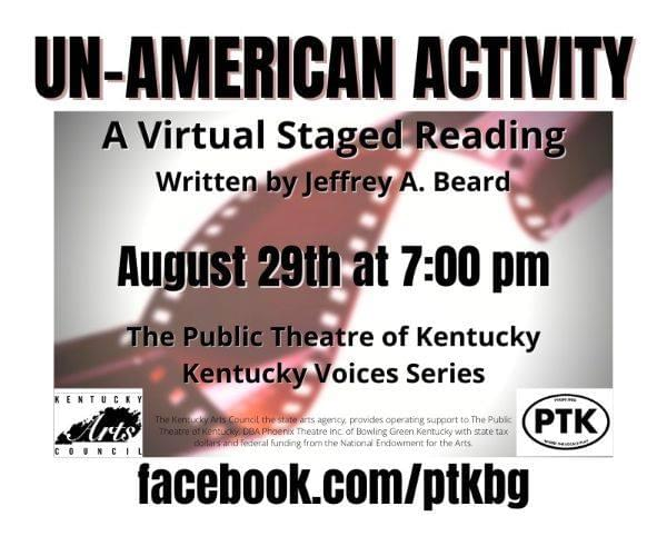 Amber Turner talks Public Theatre of KY's YouTube channel launch