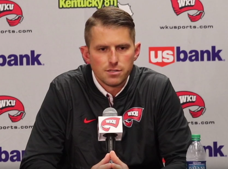 VIDEO: Mike Sanford talks win over Ball State; home game with Marshall