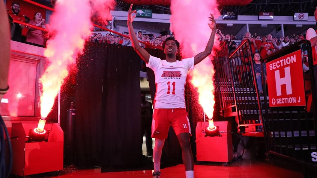 Hilltoppers open 100th season tonight at Diddle Arena