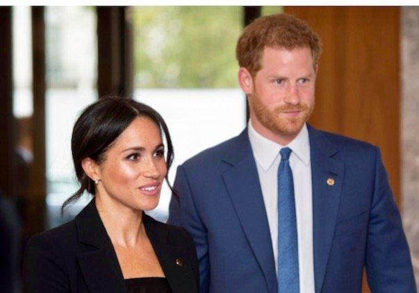 Prince Harry And Meghan Markle Land Multi-Year Netflix Deal