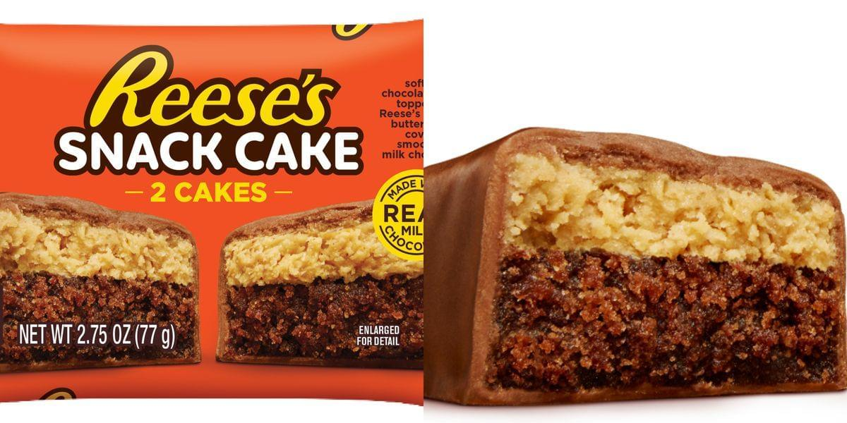 Reese's Snack Cakes Are Here