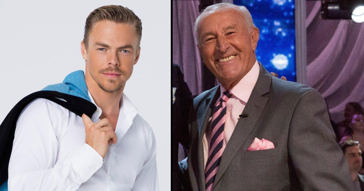 """Derek Hough Becomes """"Dancing With The Stars"""" Judge"""