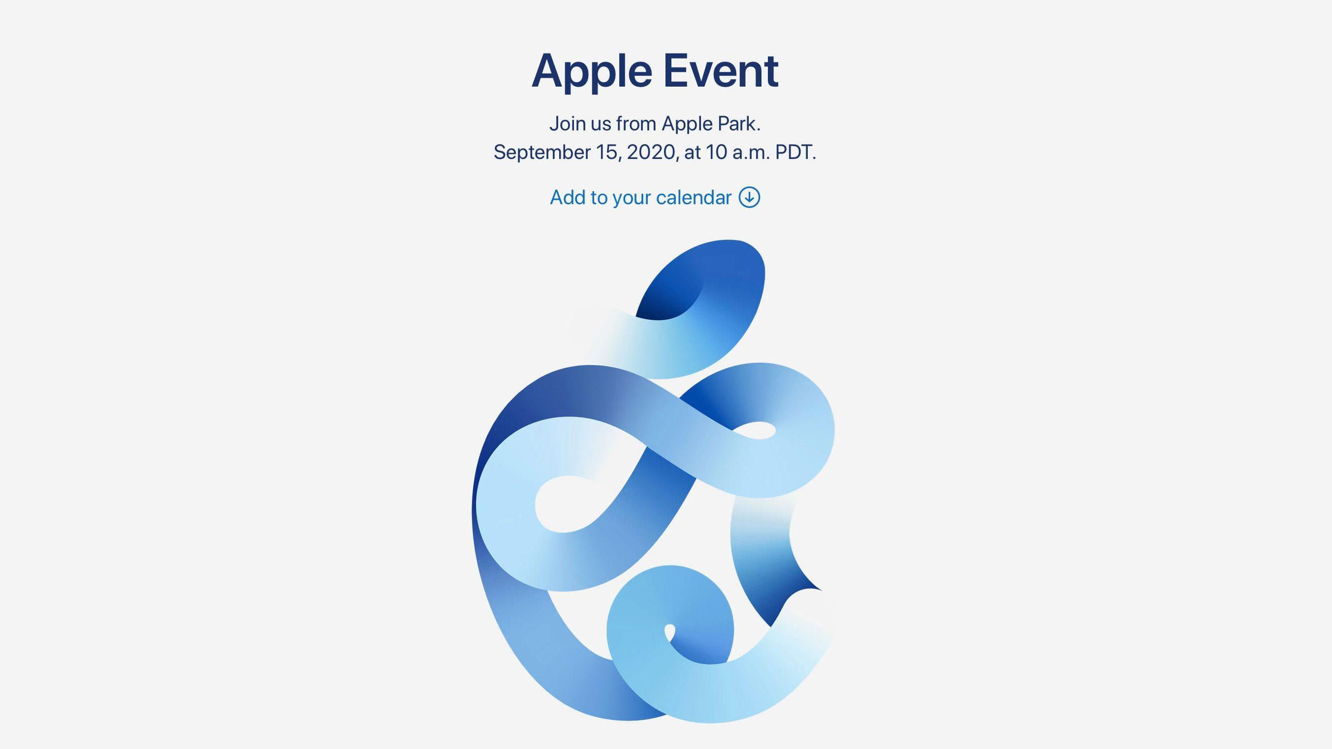 Apple Announces Virtual Event. Could It Be For The New iPhone?