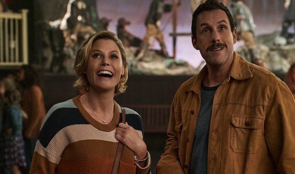 Adam Sandler And Julie Bowen Team For Netflix Halloween Movie