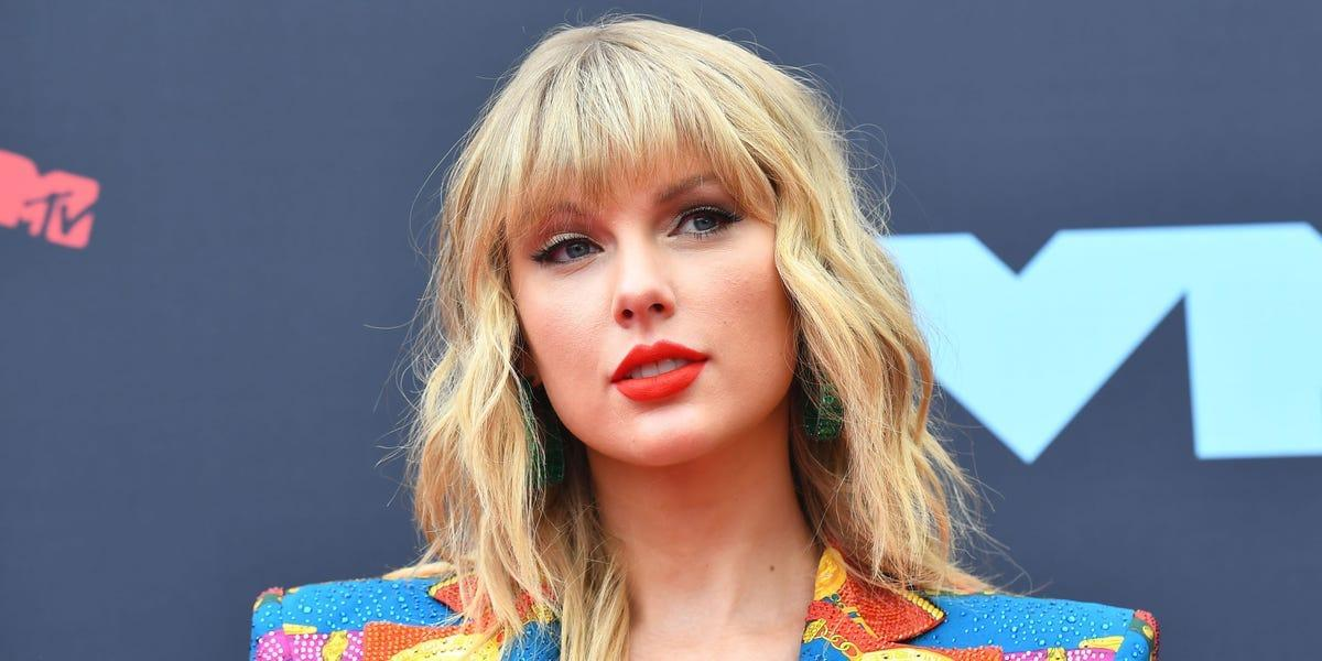 Taylor Swift Responds To Fan Idea About Turning Her Song Into Movie