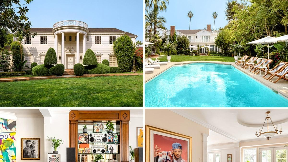 'Fresh Prince of Bel-Air' Mansion Hits Airbnb for Royal Stays