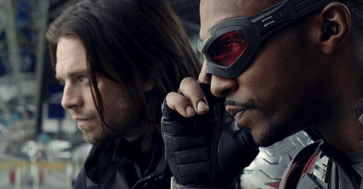 The Falcon and the Winter Soldier Confirmed for 2021