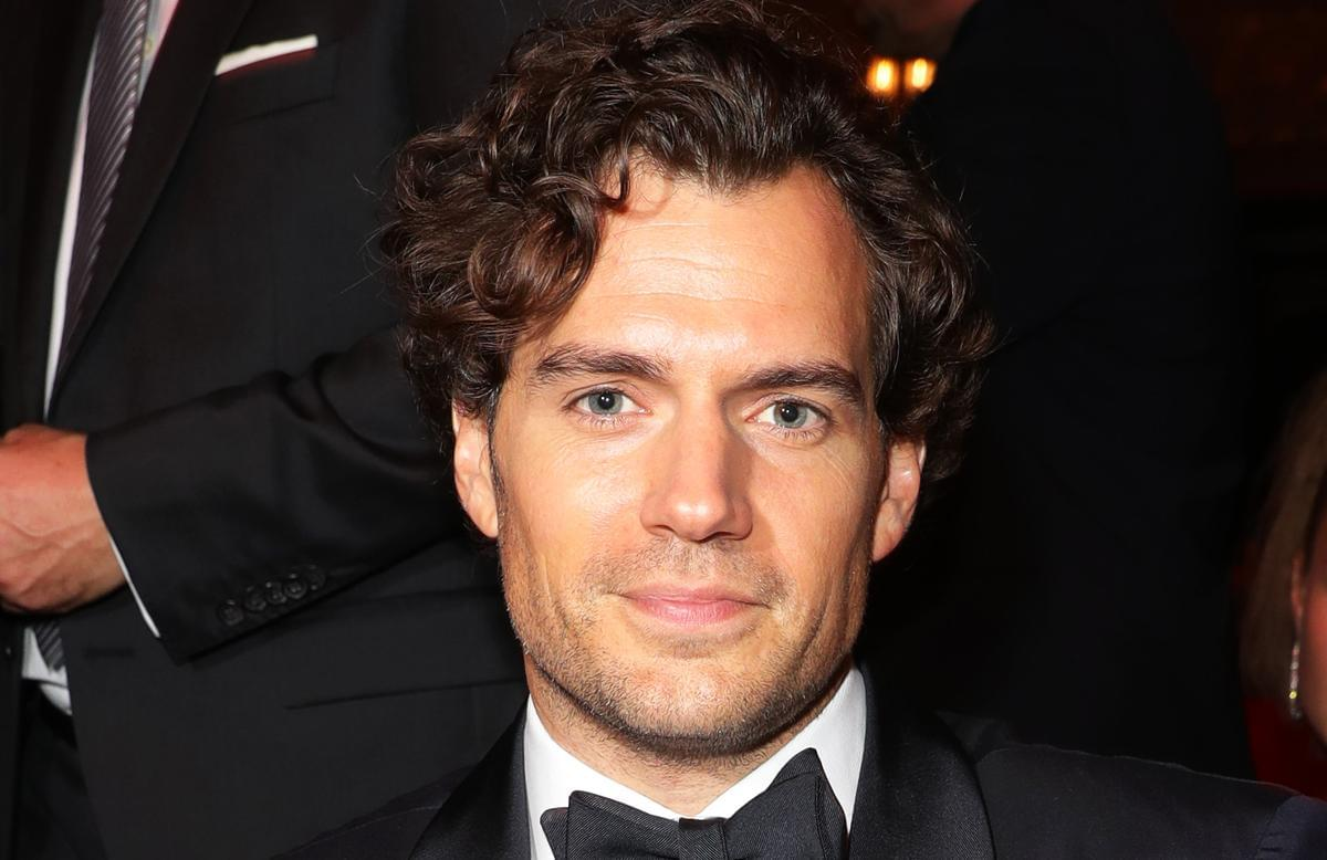 """Henry Cavill, """"I Would Love to Play 007"""""""
