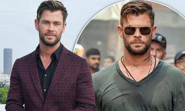 Chris Hemsworth Signs Netflix Deal
