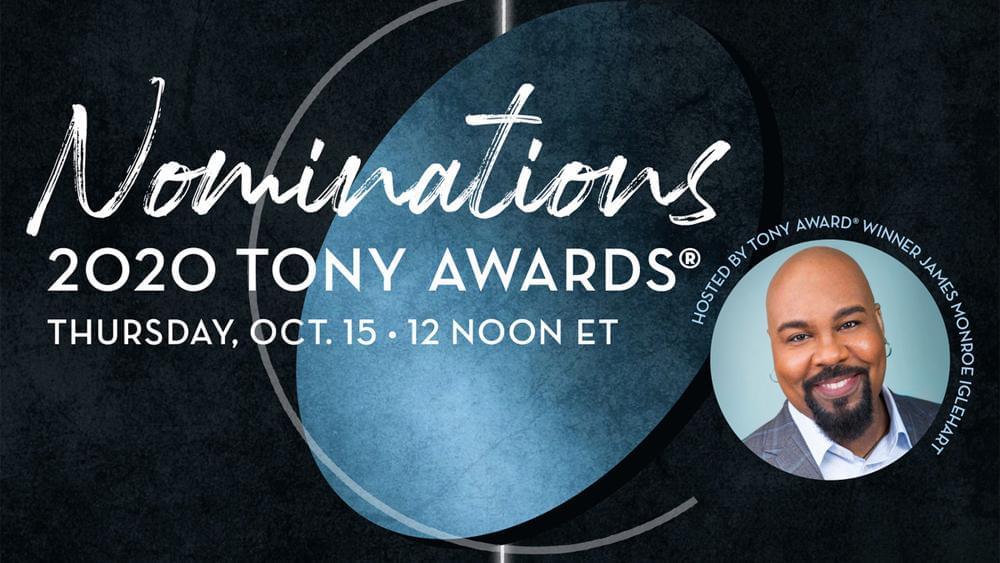 Tony Awards Nominations Coming Next Week