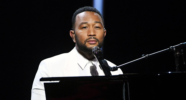 John Legend Delivers Emotional Tribute To Wife Chrissy Teigen At Billboard Music Awards After Her Miscarriage