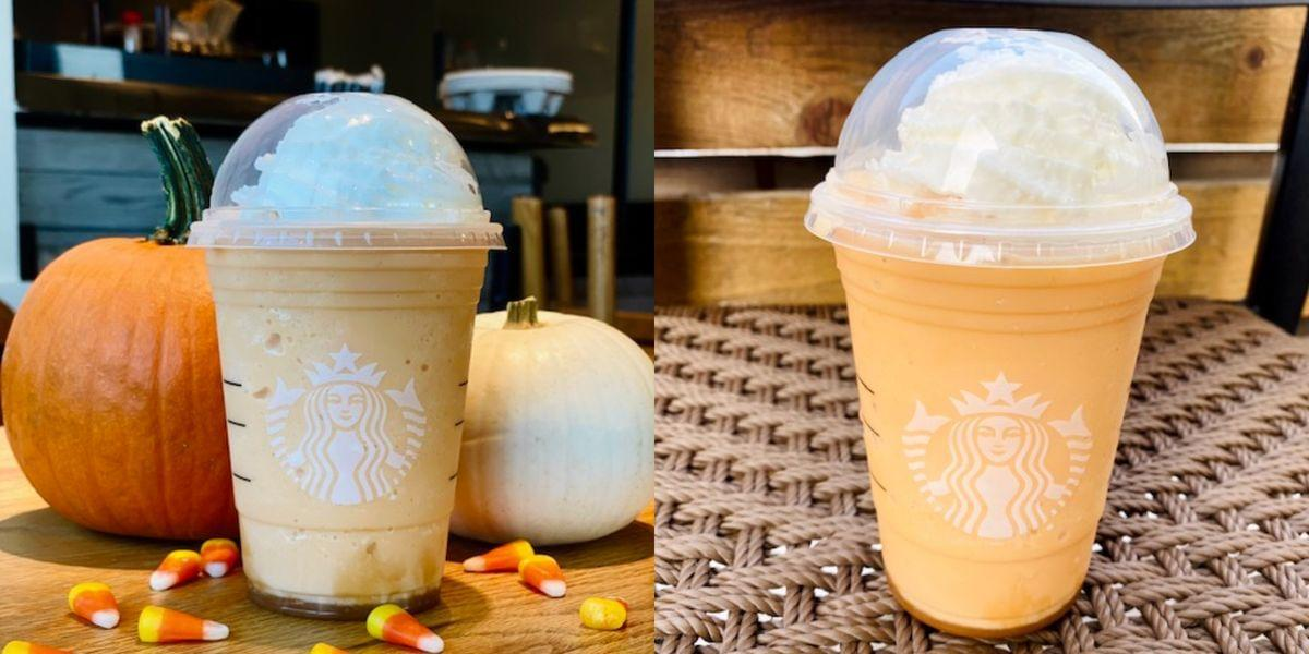 Candy Corn Frappuccino Makes Every Day Halloween