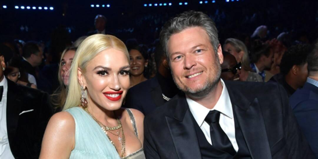 Gwen Stefani Reveals She and Blake Shelton Celebrated Thanksgiving Early
