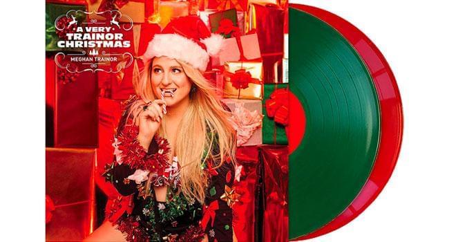 Meghan Trainor Unveils Christmas Album Guests