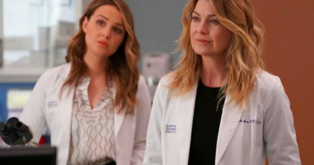 Ellen Pompeo Hints at Some Upsetting Grey's Anatomy News