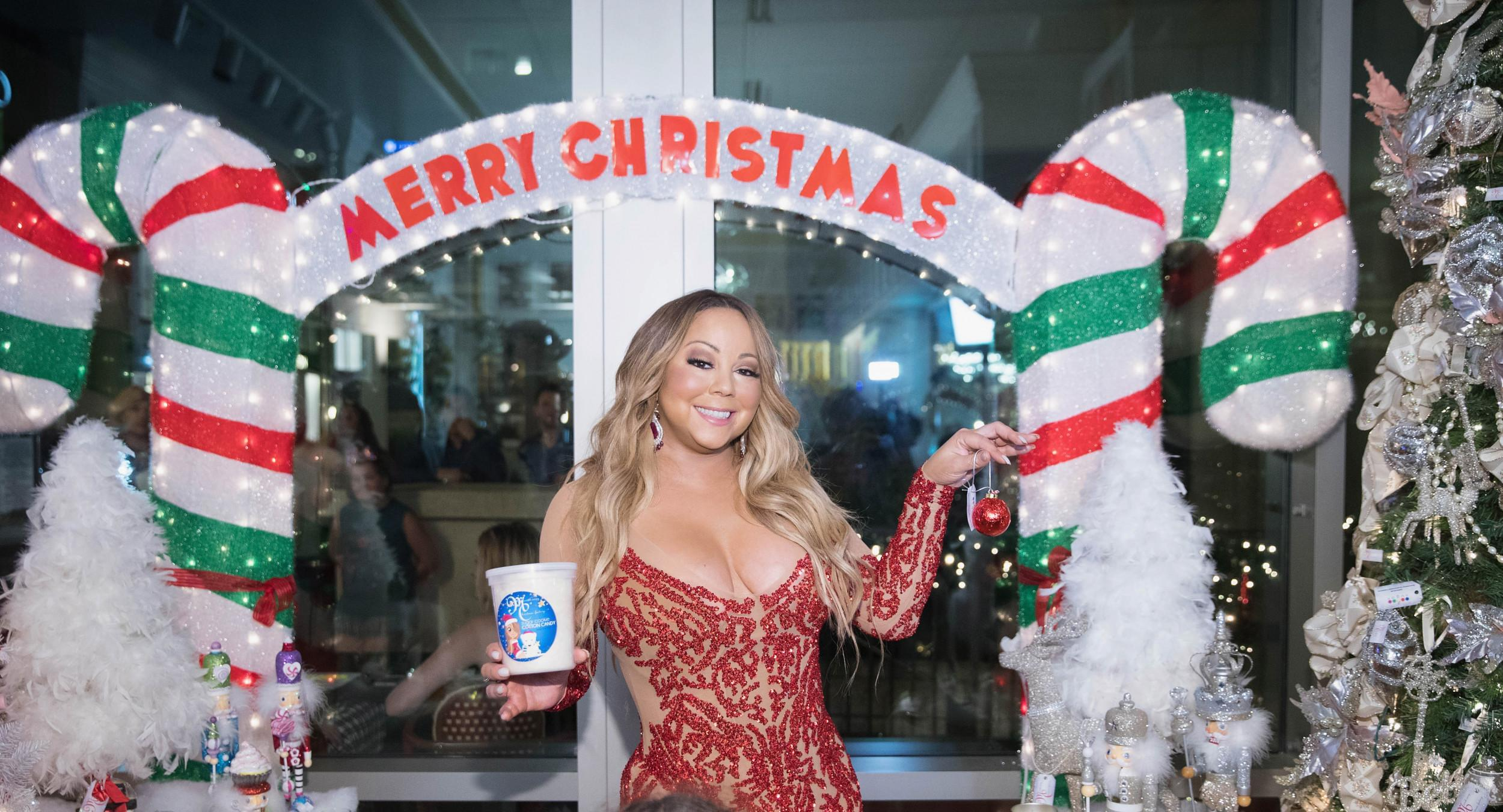 Mariah Carey Says It's Too Early for 'All I Want for Christmas'