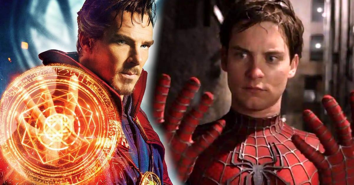 Tobey Maguire Spider-Man May Appear in 'Doctor Strange 2'