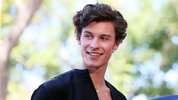 Shawn Mendes Claims Fourth Number One Album