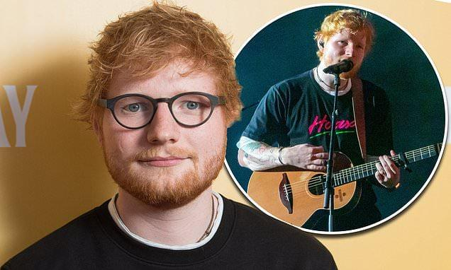 """Ed Sheeran Surprises Fans With The New Track """"Afterglow"""""""
