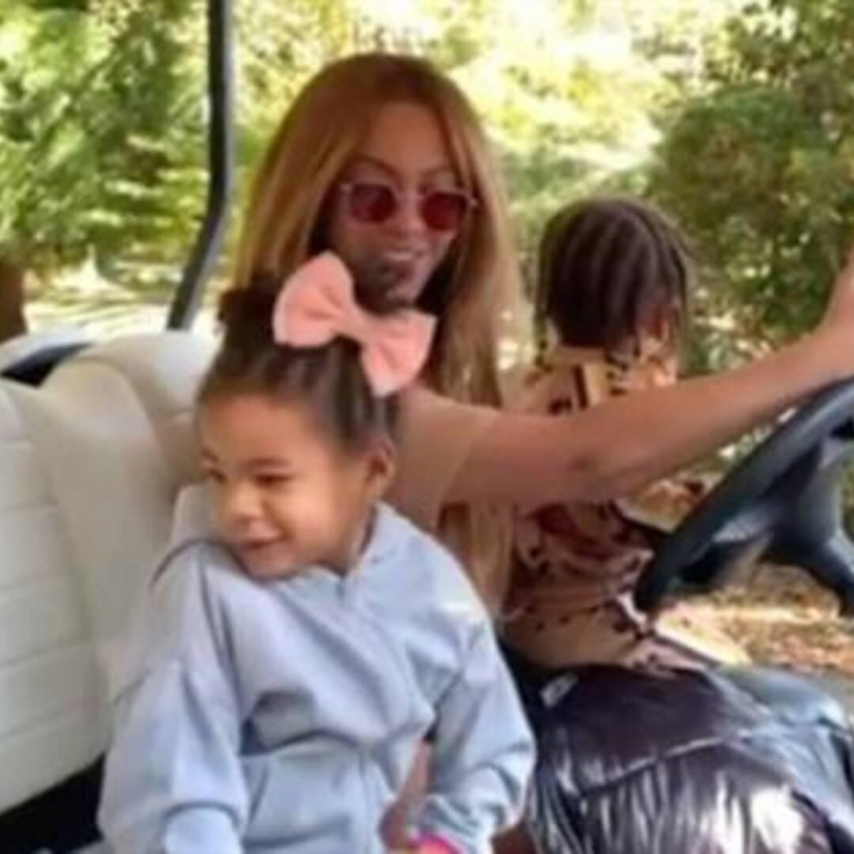 Beyonce Shares Never-Seen-Before Video Montage Featuring Three Kids, Reflects On 2020