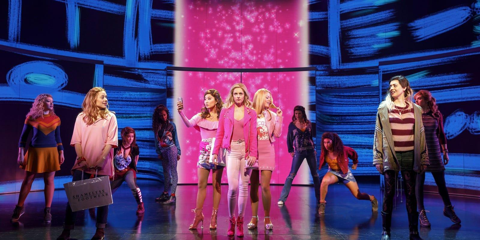 Mean Girls Will Not Return To Broadway When It Reopens